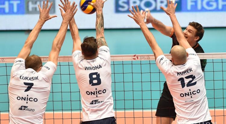 Puchar Polski 2019: ONICO Warszawa - Jastrzębski Węgiel