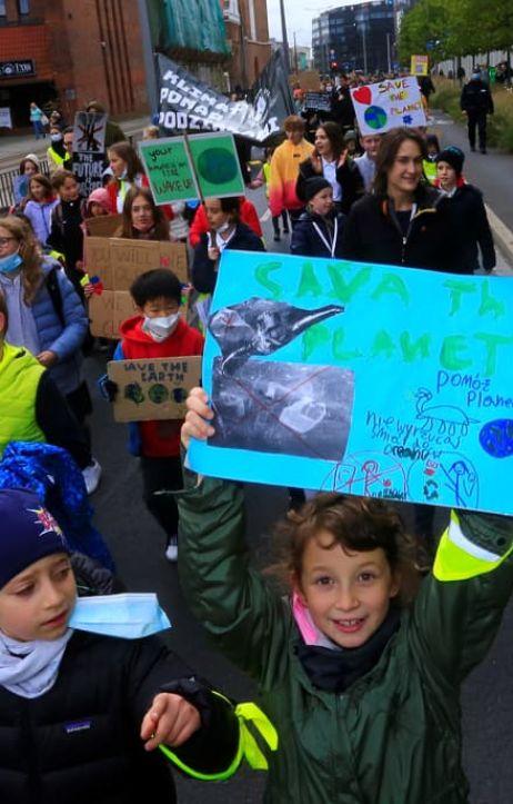 Wrocław: Młodzieżowy Strajk Klimatyczny we Wrocławiu