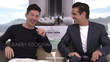 """""""Zabicie świętego jelenia"""" –  seria wywiadów z aktorami i reżyserem"""