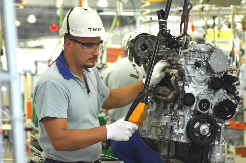 Toyota uruchomi w Polsce produkcję silników do napędów hybrydowych!