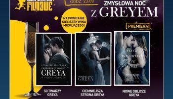 """""""Nowe oblicze Greya"""" - premiera filmu i wielkie wydarzenie w kinach Helios!"""