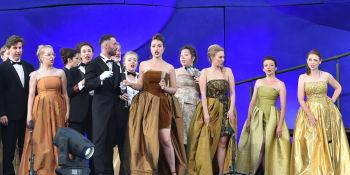 Traviata - próba prasowa