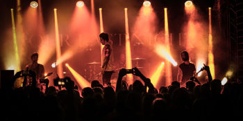 Our Lst Night + Hands Like Houses