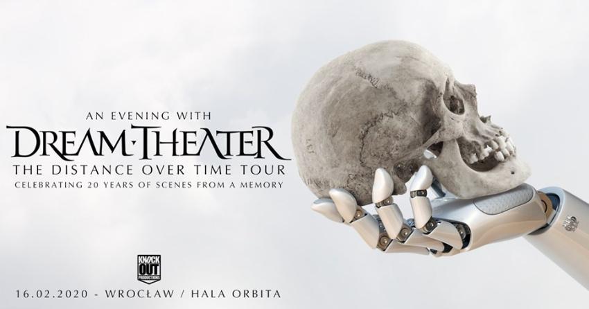 Dream Theater Wrocław