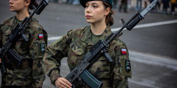 Uroczysta przysięga w Akademii Wojsk Lądowych