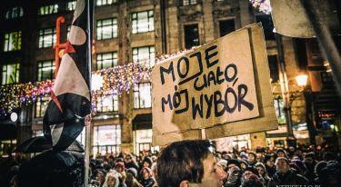 Czarny Marsz we Wrocławiu 2018