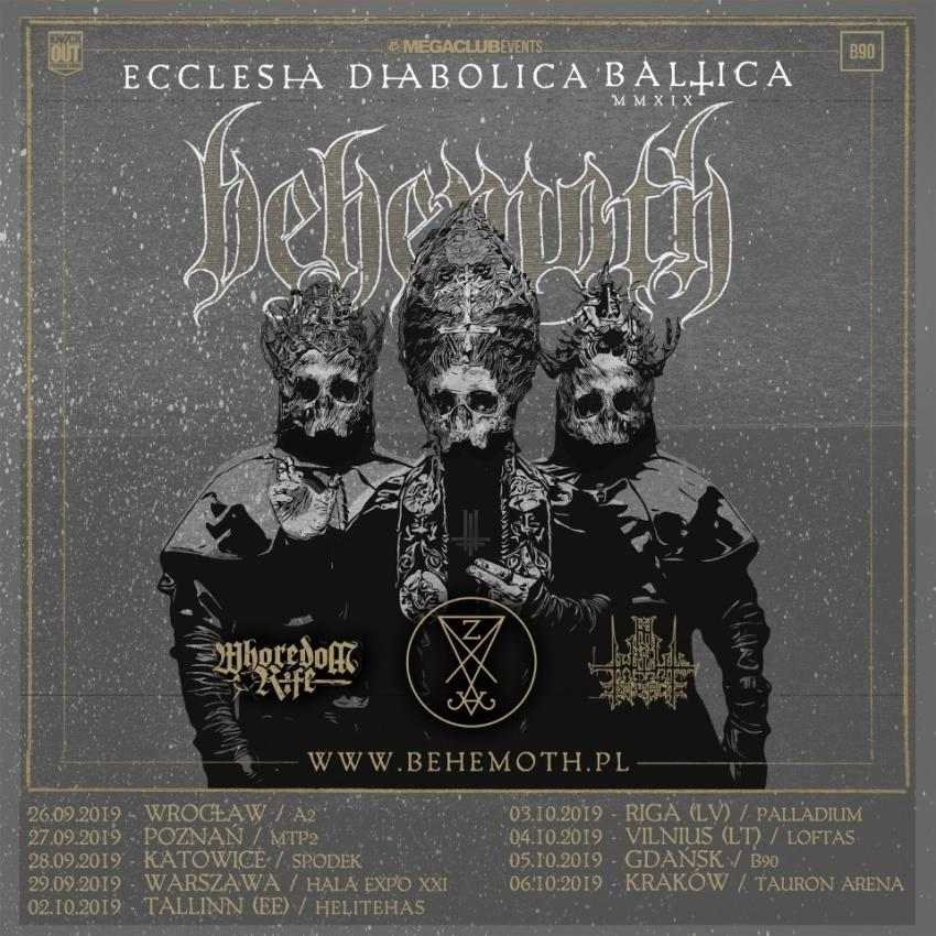 Behemoth/Knock Out Productions