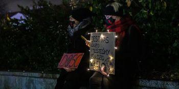 Strajk Kobiet: Blokada Sejmu - manifestacja w Warszawie