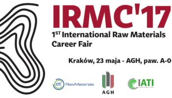 Międzynarodowe targi pracy branży surowcowej - IRMC'17 już wkrótce!