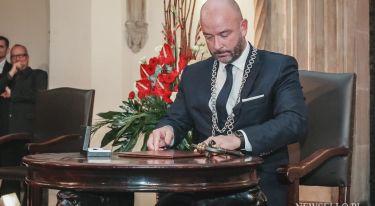 Jacek Sutryk nowym prezydentem Wrocławia