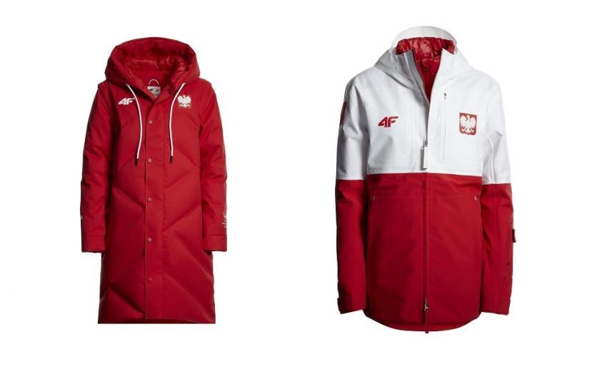 Zimowe ubrania sportowe – Specjalna biało-czerwona kolekcja!