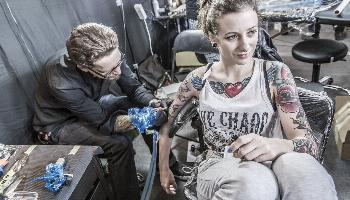 Tattoo Konwent fot. Maciej Sitarz