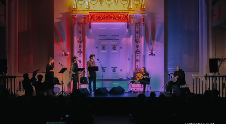 22 Festiwal Kultury Żydowskiej Simcha: Noc Nigunów