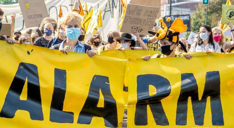 Wielki marsz dla klimatu. Wszystkie ręce na pokład