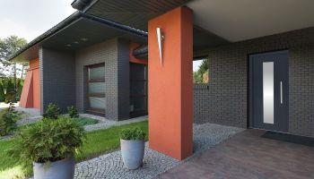 Elewacja domu, dach i okna – jak dobrać ich kolory, by wszystko ze sobą współgrało?