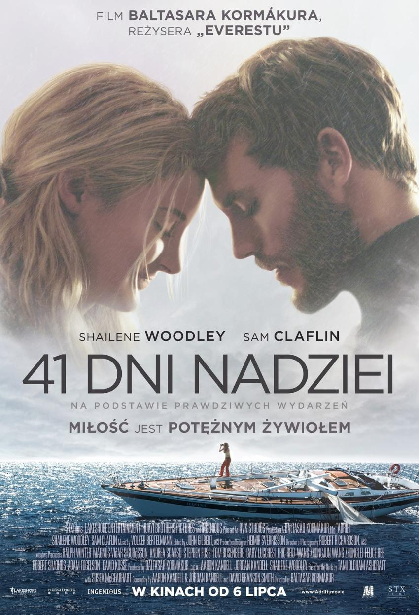 41 dni nadziei – poruszający film o prawdziwym, ludzkim dramacie na środku oceanu [fot. Rabbit Action / Monolith Films]