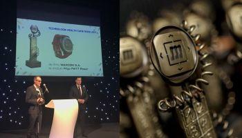 Zegarek FitGo od Maxcom nagrodzony na prestiżowej gali!