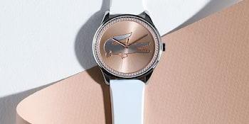 Victoria - nowa kolekcja zegarków Lacoste