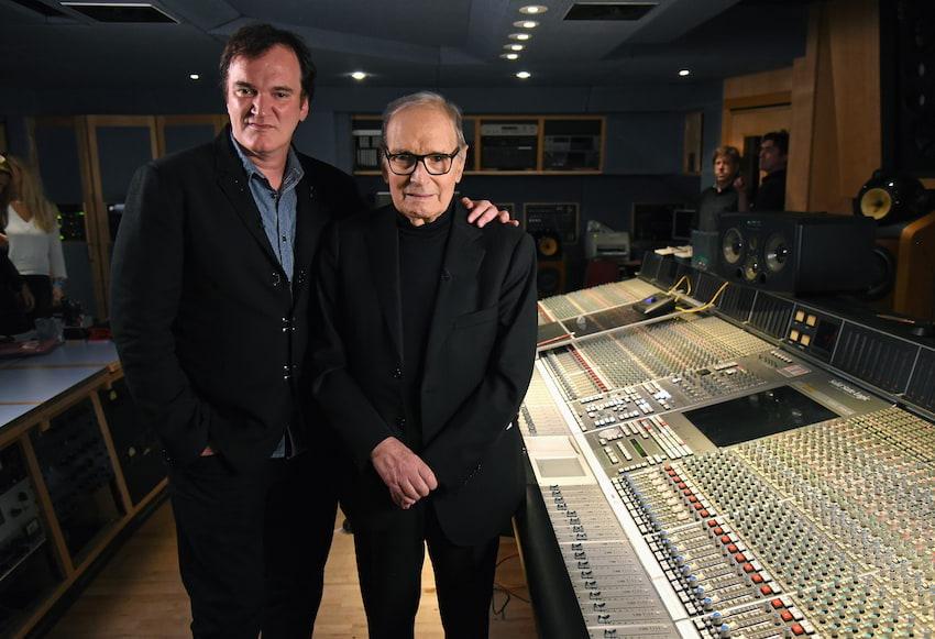 Tarantino & Morricone, Abbey Road