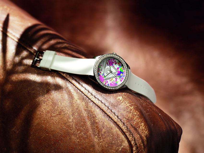 Wiosna na tarczy! Nowa kolekcja zegarków GUESS