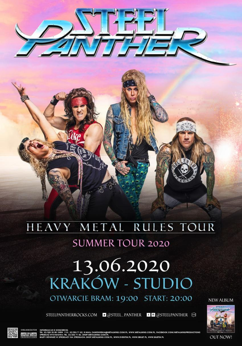 Steel Panther,
