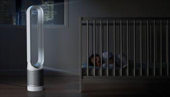 Sposób na upał - nowy wentylator oczyszczający powietrze Dyson Pure Cool™