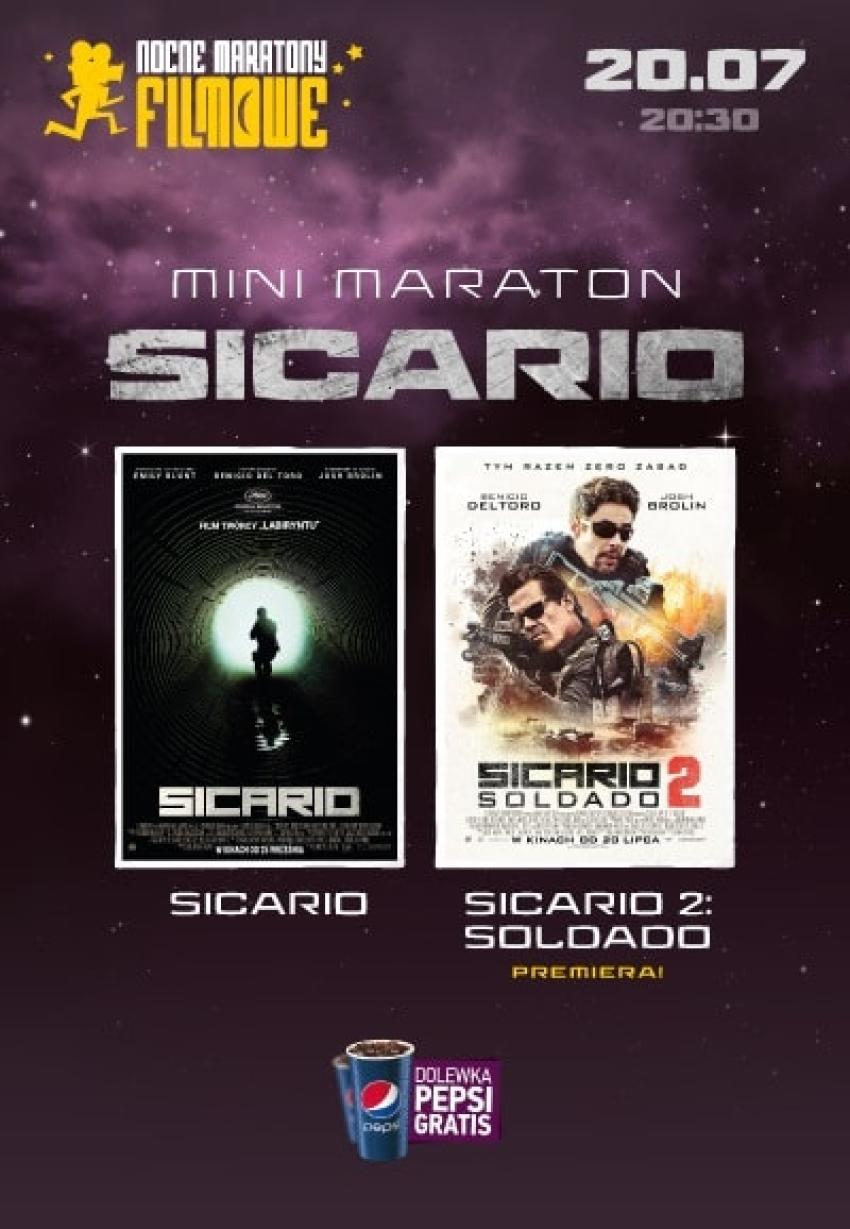 Mini Maraton Sicario – kina Helios zapraszają na mocną, kryminalną ucztę! [fot. materiały prasowe / Helios]
