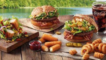 Burgery Drwala pojawiły się ponownie w McDonald's!