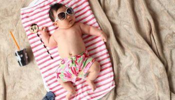 Jak chronić dziecko przed upałem? Kompleksowy poradnik! [fot. Pixabay]