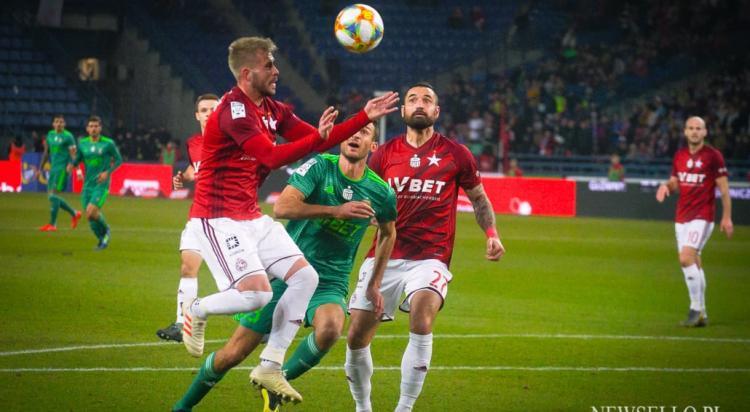 Wisła Kraków - Śląsk Wrocław 1:0