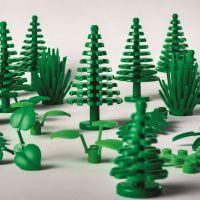 Botaniczne elementy LEGO – czyli bioplastik w akcji!