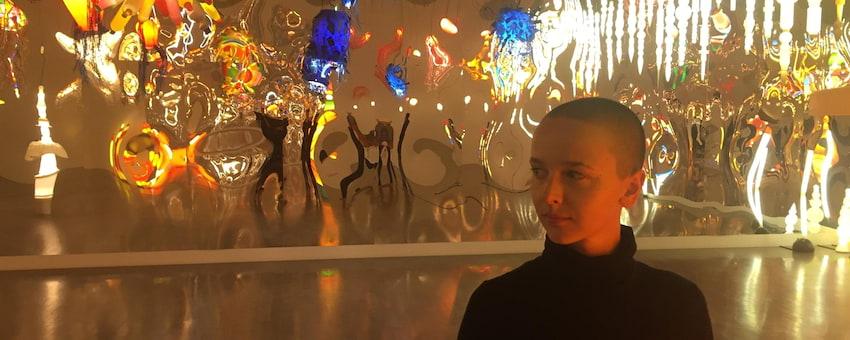 Japonia oczami Moniki Brodki. Wideo pocztówka 360° z podroży artystki!