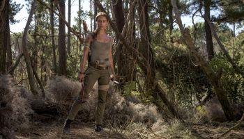 """""""Tomb Raider"""" (2018) zawita do kin już w tym tygodniu!"""