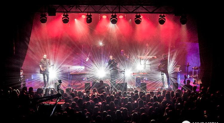 06-03-2016r. Krakow: Koncert zespolow LemON i Sen