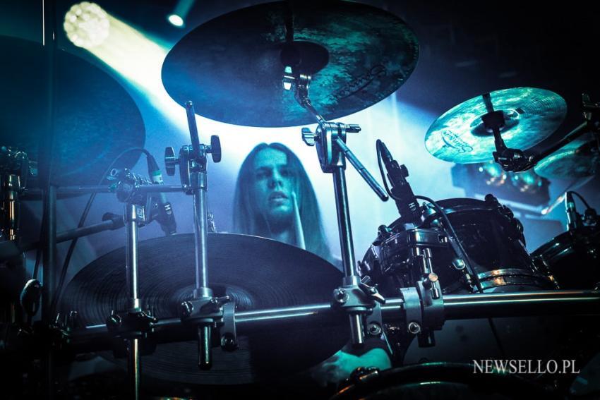 Amorphis + Soilwork + Jinjer + Nailed