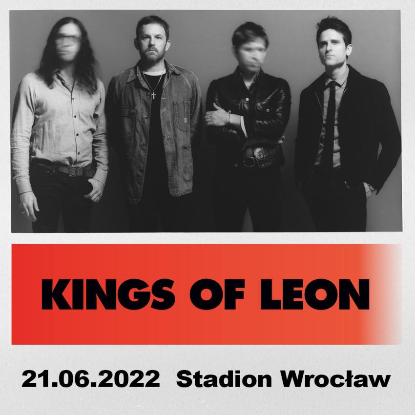 Kings of Leon (materiały prasowe)