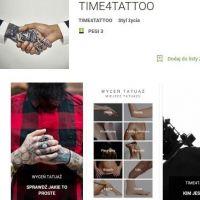 Aplikacja do samodzielnej wyceny tatuażu - poznaj Time4Tattoo