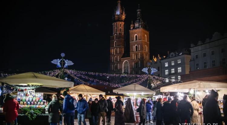 Jarmark Bożonarodzeniowy w Krakowie