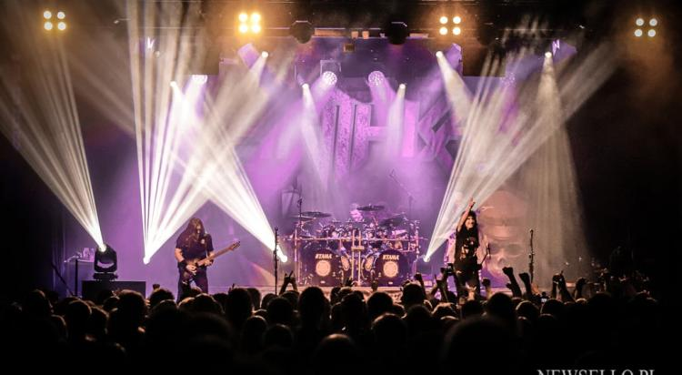 Wrocław: Anthrax + Acid Drinkers