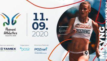 Już we wrześniu wystartuje Poznań Athletics Grand Prix 2020