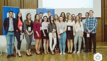 I Ogólnopolski Konkurs Umiejętności Klinicznych [fot. Polskie Towarzystwo Studentów Farmacji]