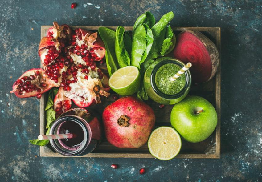 Smoothies – pomysł na letni posiłek