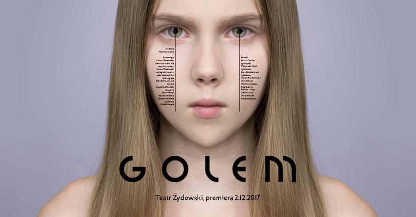 """""""Golem"""" - premiera Teatru Żydowskiego 2 grudnia na scenie TR Warszawa"""