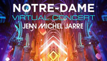 Jean-Michel Jarre (materiały prasowe)