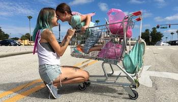 The Florida Project  - Spójrz na świat przez różowe okulary, na polskim zwiastunie!