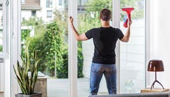 Dzień czystych okien / fot. Vileda