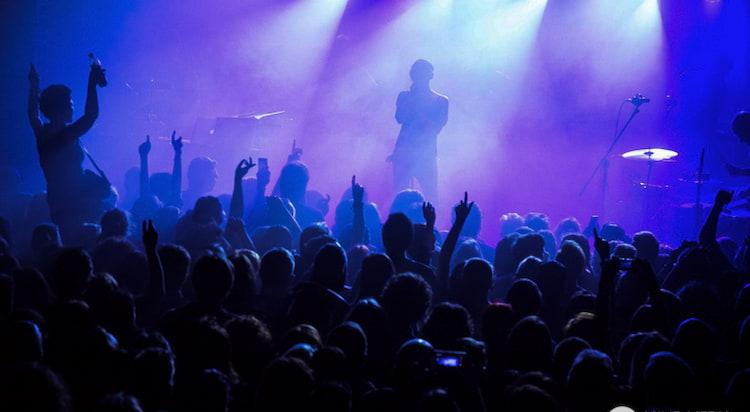 Katowice: Koncert Marii Peszek w Mega Clubie