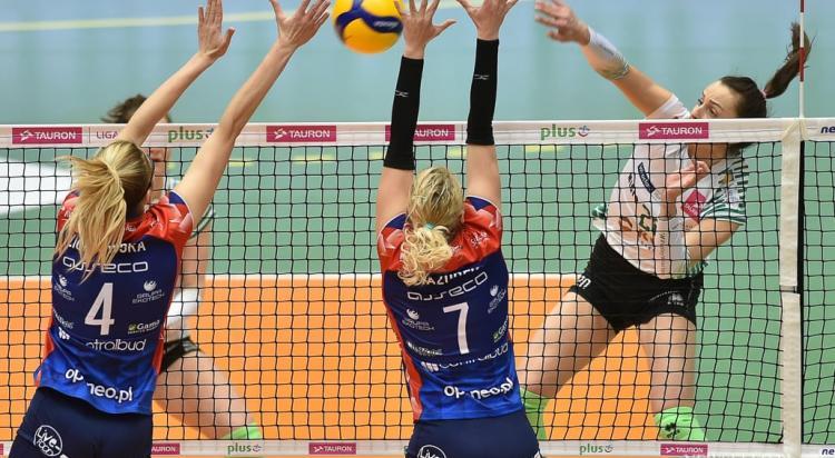 #VolleyWrocław - Polskie Przetwory Pałac Bydgoszcz 0:3