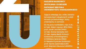 Nacjonalizmy – temat semestru zimowego Żydowskiego Uniwersytetu Otwartego.  Start 4 października – do 30 września trwają zapisy!