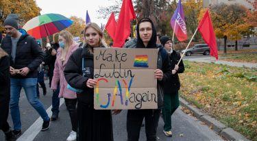 III Marsz Równości w Lublinie